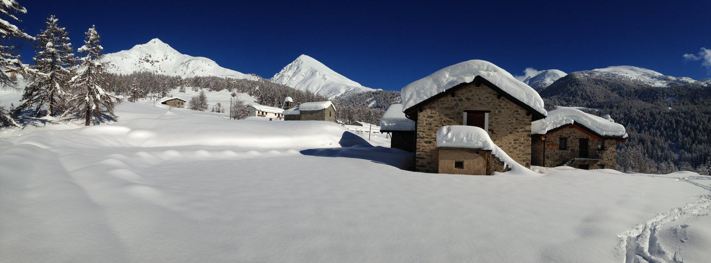 mortirolo - neve in valle camonica blog