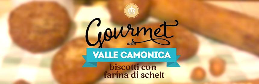 """La ricetta di """"Favole a merenda"""": i biscotti con farina di Schelt"""