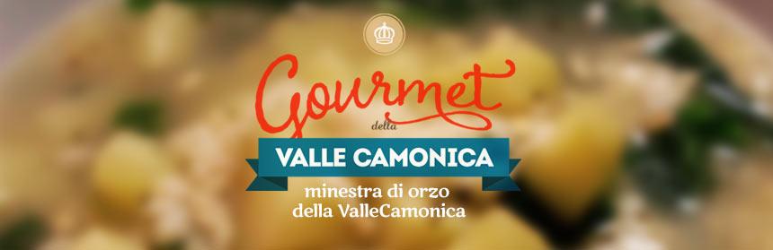 La ricetta di Pinuccia: minestra d'orzo della Valle Camonica